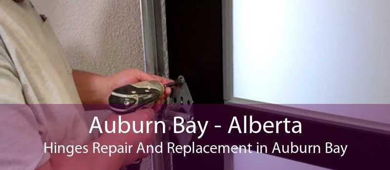 Auburn Bay - Alberta Hinges Repair And Replacement in Auburn Bay