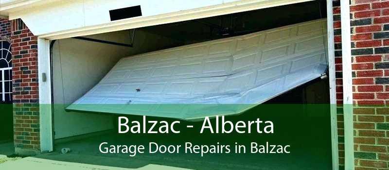Balzac - Alberta Garage Door Repairs in Balzac