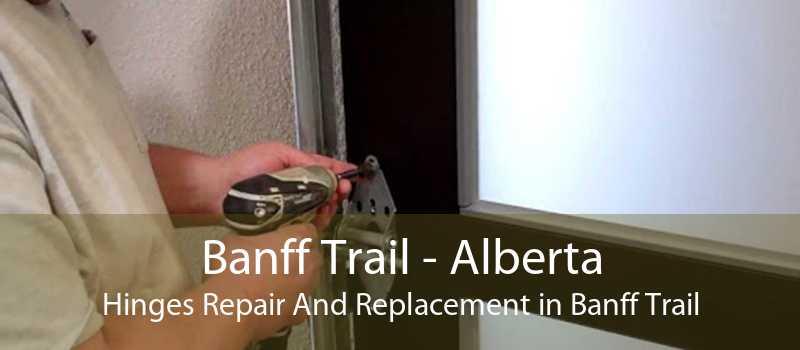Banff Trail - Alberta Hinges Repair And Replacement in Banff Trail