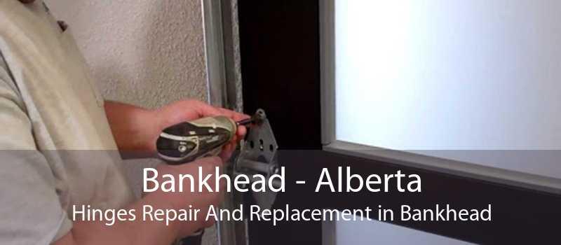 Bankhead - Alberta Hinges Repair And Replacement in Bankhead