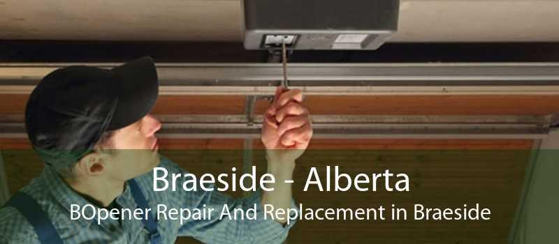 Braeside - Alberta BOpener Repair And Replacement in Braeside