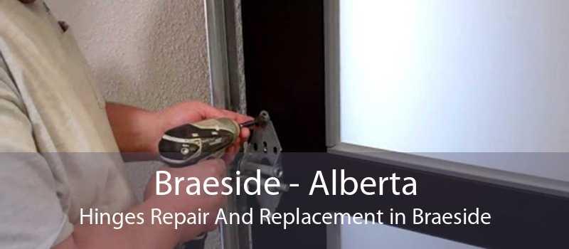 Braeside - Alberta Hinges Repair And Replacement in Braeside