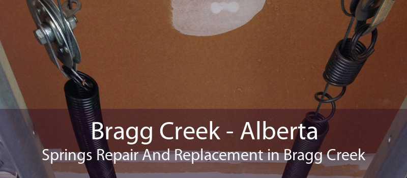 Bragg Creek - Alberta Springs Repair And Replacement in Bragg Creek