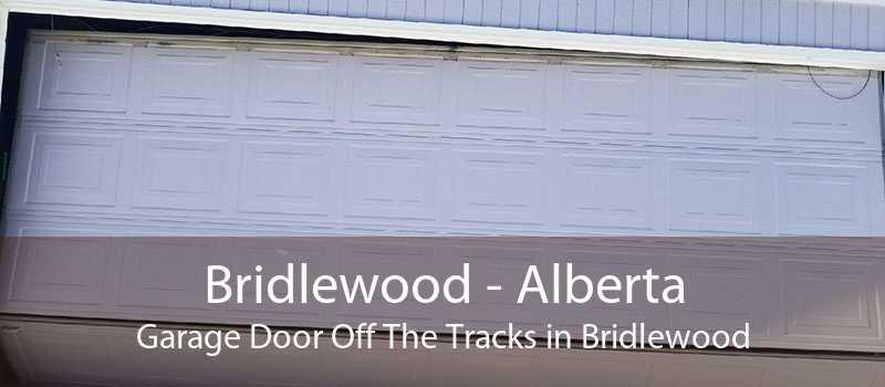 Bridlewood - Alberta Garage Door Off The Tracks in Bridlewood