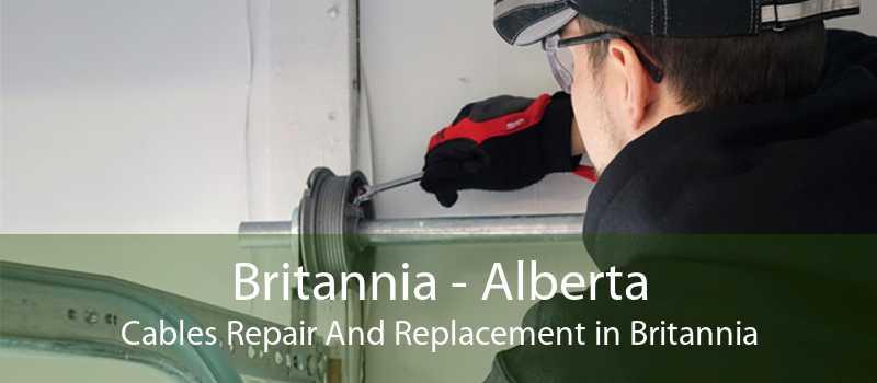 Britannia - Alberta Cables Repair And Replacement in Britannia