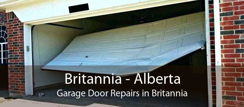 Britannia - Alberta Garage Door Repairs in Britannia