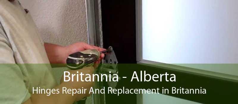Britannia - Alberta Hinges Repair And Replacement in Britannia