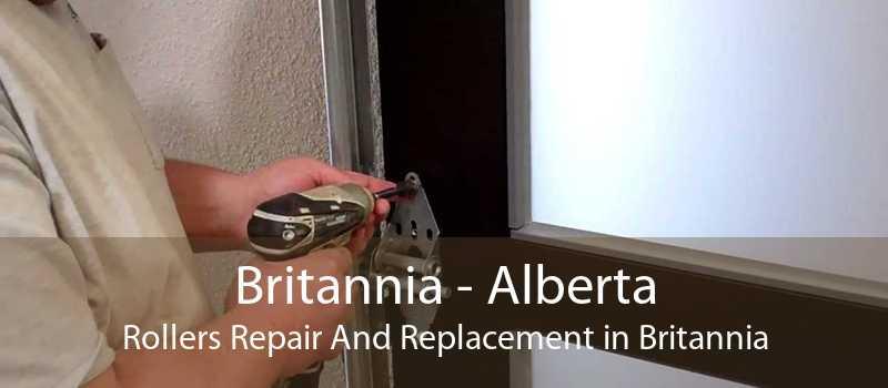 Britannia - Alberta Rollers Repair And Replacement in Britannia