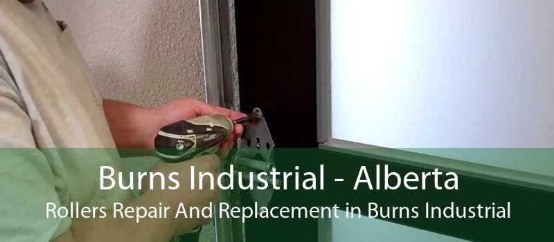 Burns Industrial - Alberta Rollers Repair And Replacement in Burns Industrial