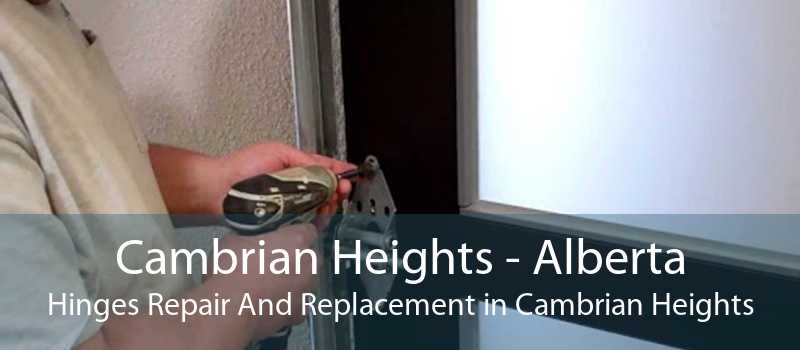 Cambrian Heights - Alberta Hinges Repair And Replacement in Cambrian Heights