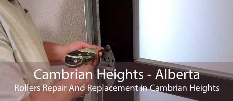 Cambrian Heights - Alberta Rollers Repair And Replacement in Cambrian Heights