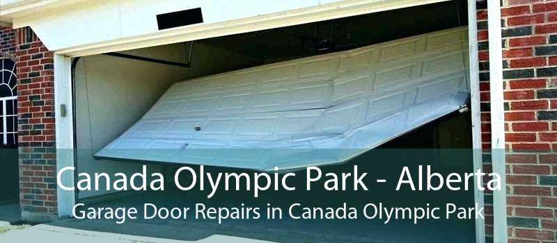 Canada Olympic Park - Alberta Garage Door Repairs in Canada Olympic Park
