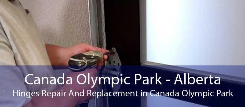 Canada Olympic Park - Alberta Hinges Repair And Replacement in Canada Olympic Park