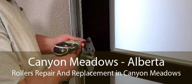 Canyon Meadows - Alberta Rollers Repair And Replacement in Canyon Meadows