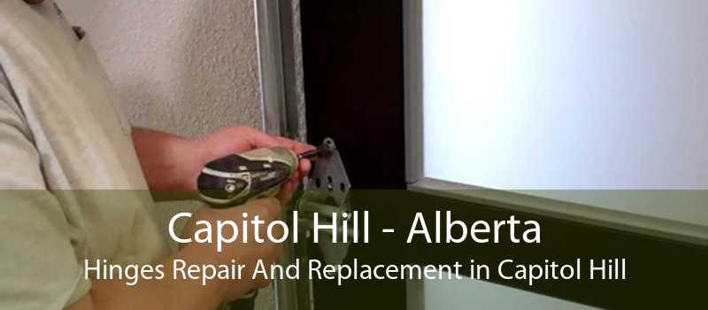 Capitol Hill - Alberta Hinges Repair And Replacement in Capitol Hill