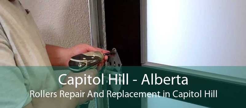 Capitol Hill - Alberta Rollers Repair And Replacement in Capitol Hill