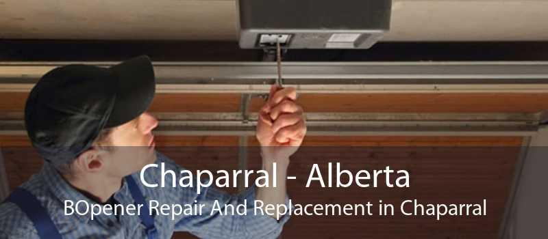 Chaparral - Alberta BOpener Repair And Replacement in Chaparral
