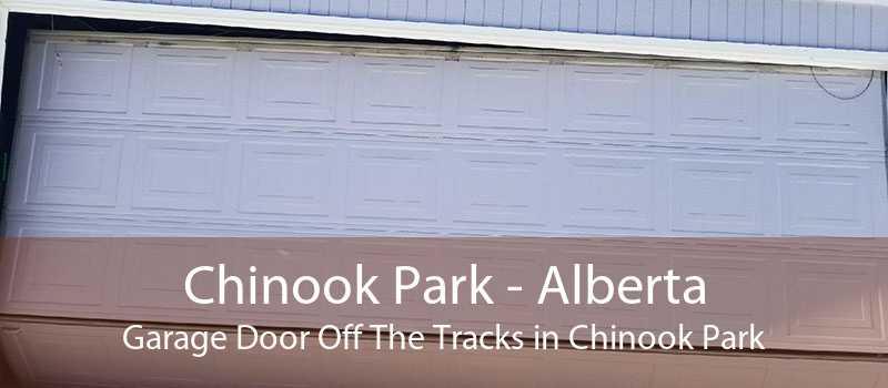 Chinook Park - Alberta Garage Door Off The Tracks in Chinook Park
