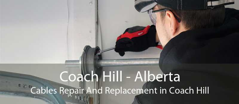 Coach Hill - Alberta Cables Repair And Replacement in Coach Hill