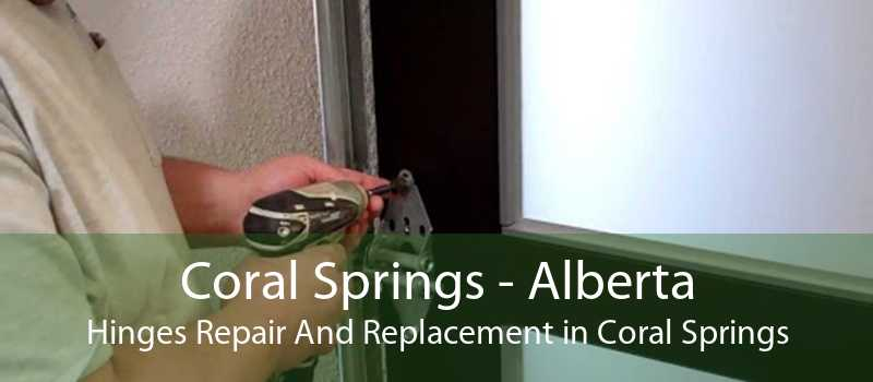 Coral Springs - Alberta Hinges Repair And Replacement in Coral Springs