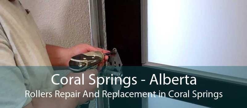 Coral Springs - Alberta Rollers Repair And Replacement in Coral Springs
