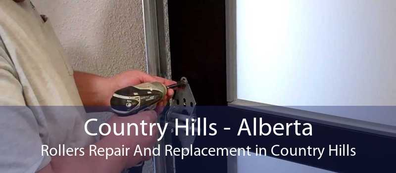 Country Hills - Alberta Rollers Repair And Replacement in Country Hills