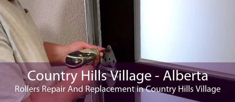 Country Hills Village - Alberta Rollers Repair And Replacement in Country Hills Village