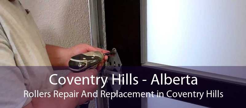 Coventry Hills - Alberta Rollers Repair And Replacement in Coventry Hills