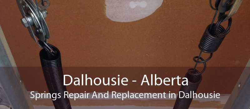 Dalhousie - Alberta Springs Repair And Replacement in Dalhousie