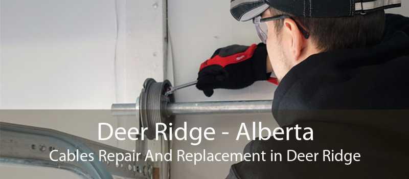 Deer Ridge - Alberta Cables Repair And Replacement in Deer Ridge