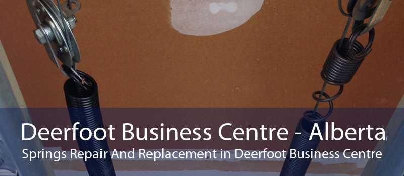 Deerfoot Business Centre - Alberta Springs Repair And Replacement in Deerfoot Business Centre