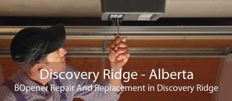 Discovery Ridge - Alberta BOpener Repair And Replacement in Discovery Ridge