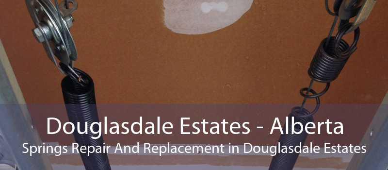 Douglasdale Estates - Alberta Springs Repair And Replacement in Douglasdale Estates