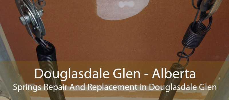 Douglasdale Glen - Alberta Springs Repair And Replacement in Douglasdale Glen