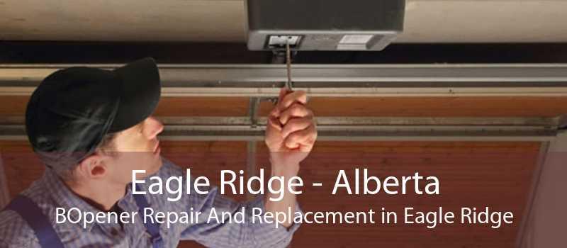Eagle Ridge - Alberta BOpener Repair And Replacement in Eagle Ridge