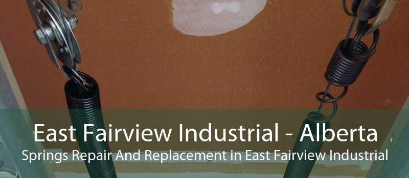 East Fairview Industrial - Alberta Springs Repair And Replacement in East Fairview Industrial