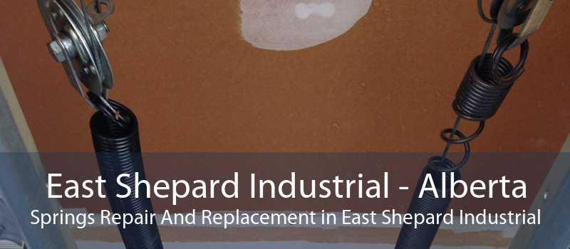 East Shepard Industrial - Alberta Springs Repair And Replacement in East Shepard Industrial