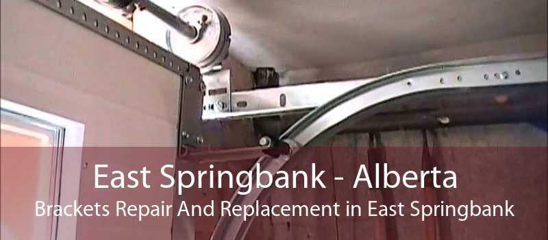 East Springbank - Alberta Brackets Repair And Replacement in East Springbank
