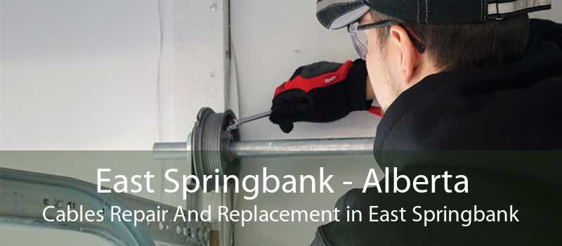 East Springbank - Alberta Cables Repair And Replacement in East Springbank