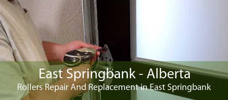 East Springbank - Alberta Rollers Repair And Replacement in East Springbank