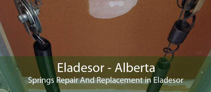 Eladesor - Alberta Springs Repair And Replacement in Eladesor