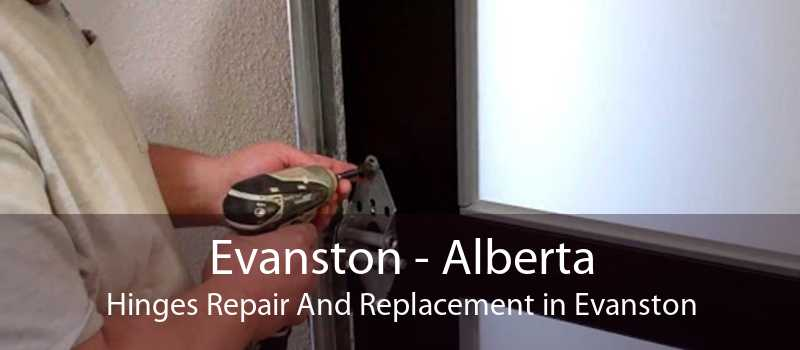 Evanston - Alberta Hinges Repair And Replacement in Evanston