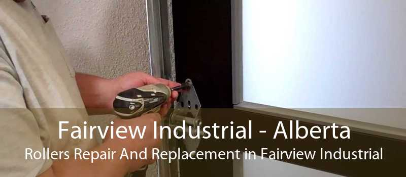 Fairview Industrial - Alberta Rollers Repair And Replacement in Fairview Industrial