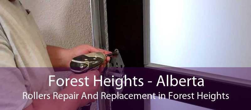 Forest Heights - Alberta Rollers Repair And Replacement in Forest Heights