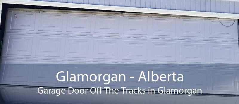 Glamorgan - Alberta Garage Door Off The Tracks in Glamorgan