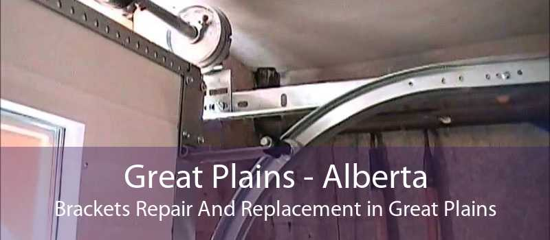 Great Plains - Alberta Brackets Repair And Replacement in Great Plains