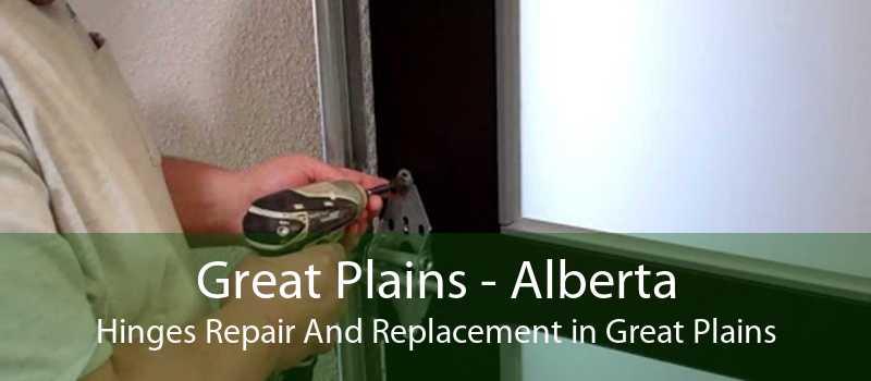 Great Plains - Alberta Hinges Repair And Replacement in Great Plains
