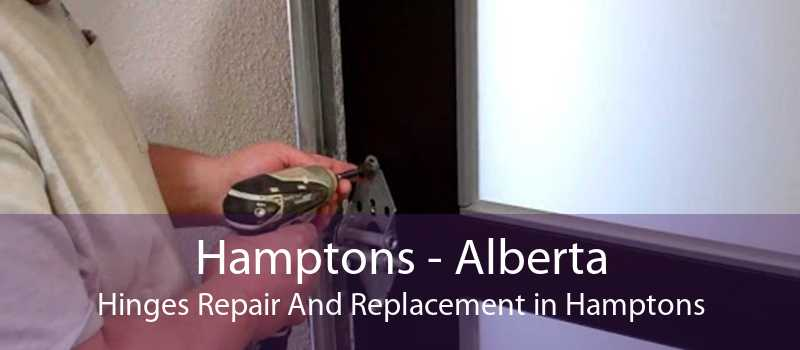 Hamptons - Alberta Hinges Repair And Replacement in Hamptons