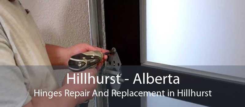 Hillhurst - Alberta Hinges Repair And Replacement in Hillhurst