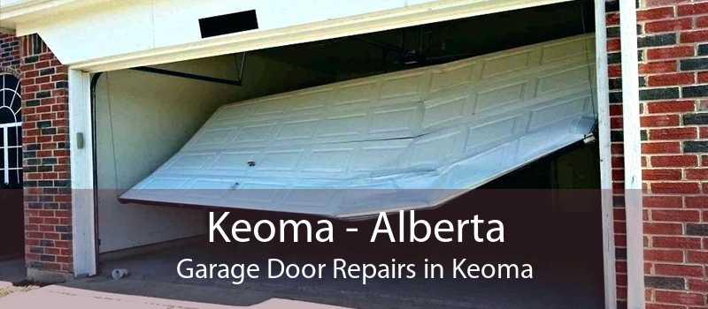 Keoma - Alberta Garage Door Repairs in Keoma